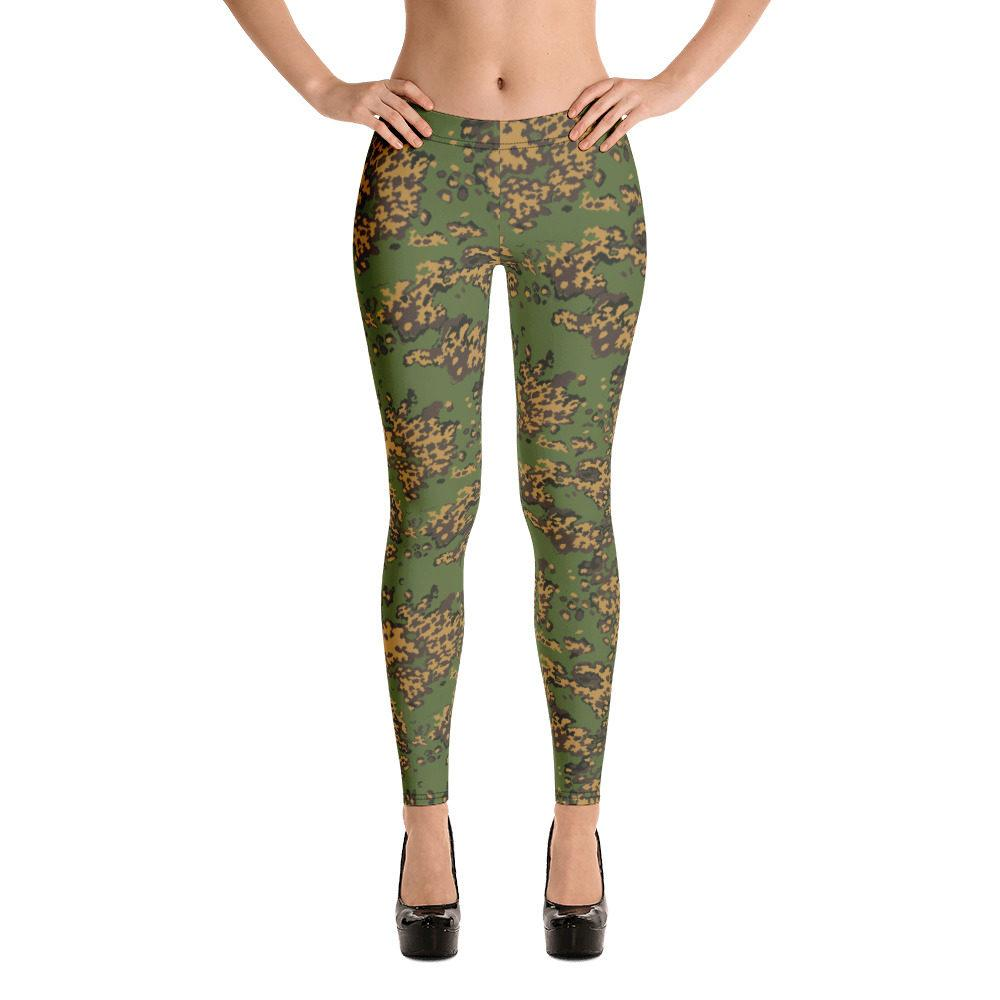 Russian SS Leto Fall Camouflage Leggings