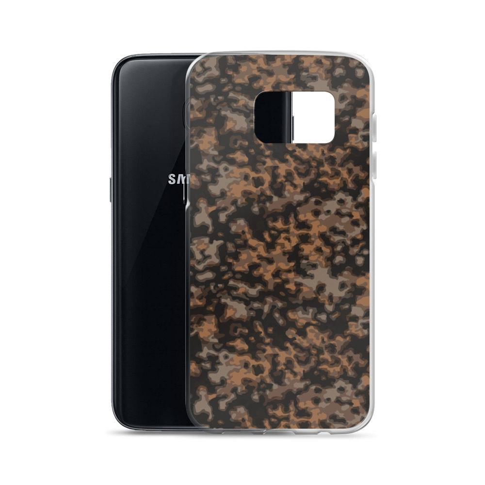 WWII Germany Rauchtarn fall Camouflage Samsung Cases