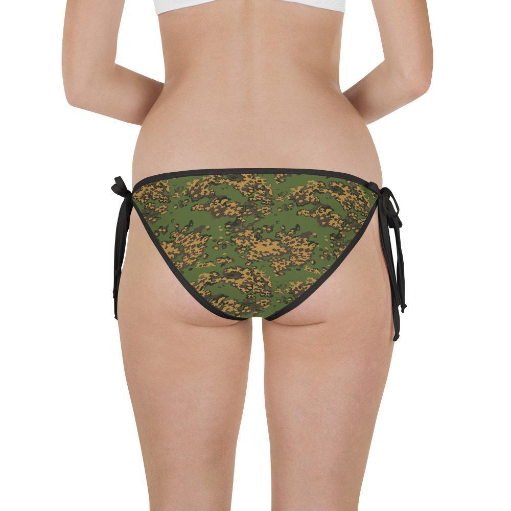 Russian SS Leto Fall Camouflage Bikini Bottom