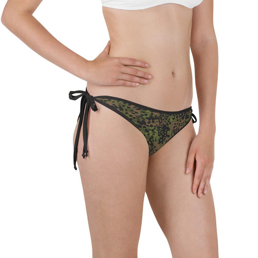 WWII Germany platanenmuster spring Camouflage Bikini Bottom