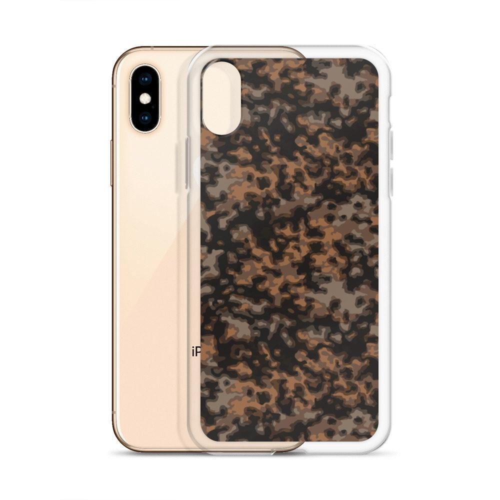 WWII Germany Rauchtarn fall Camouflage iPhone Cases