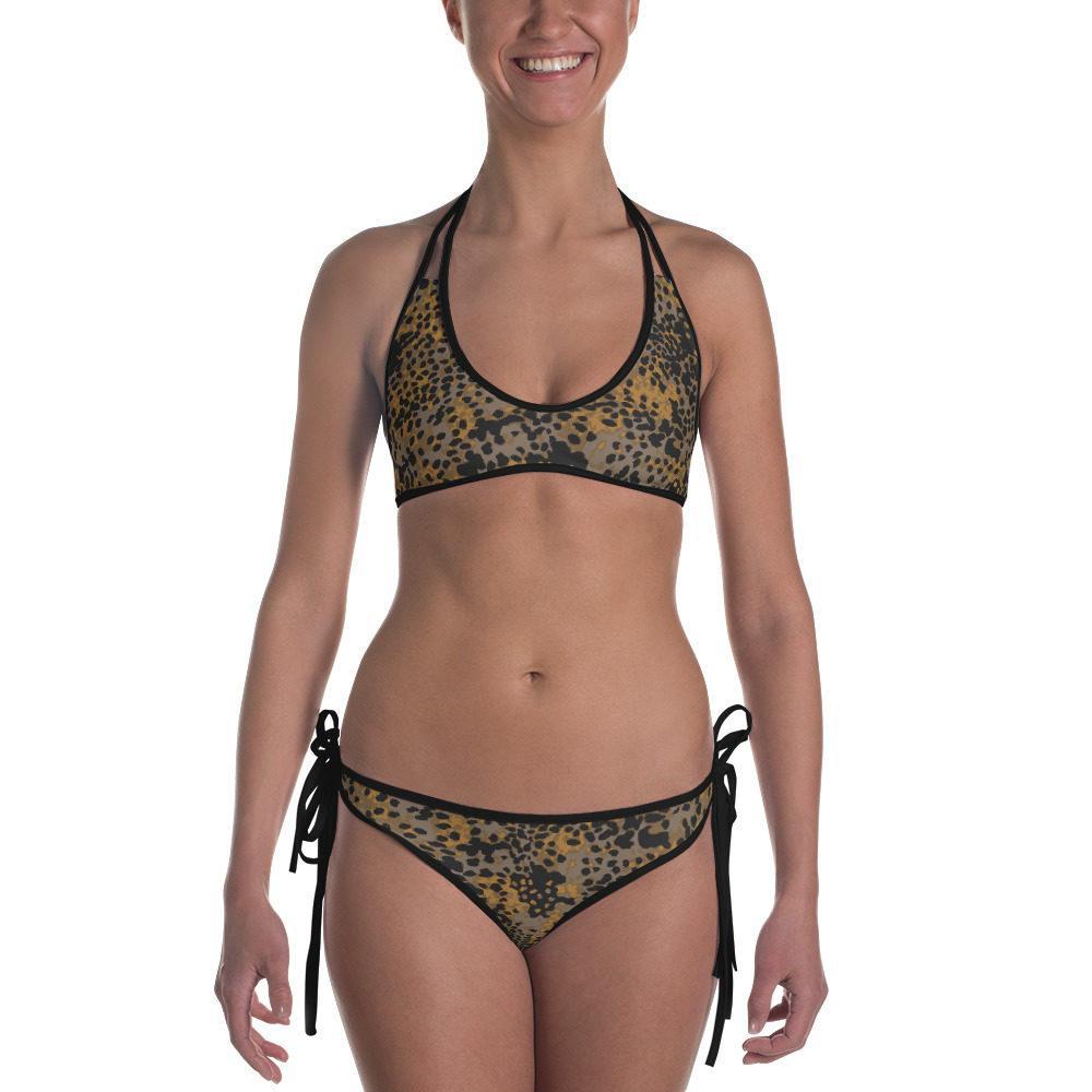 WWII Germany platanenmuster reversible Camouflage Bikini