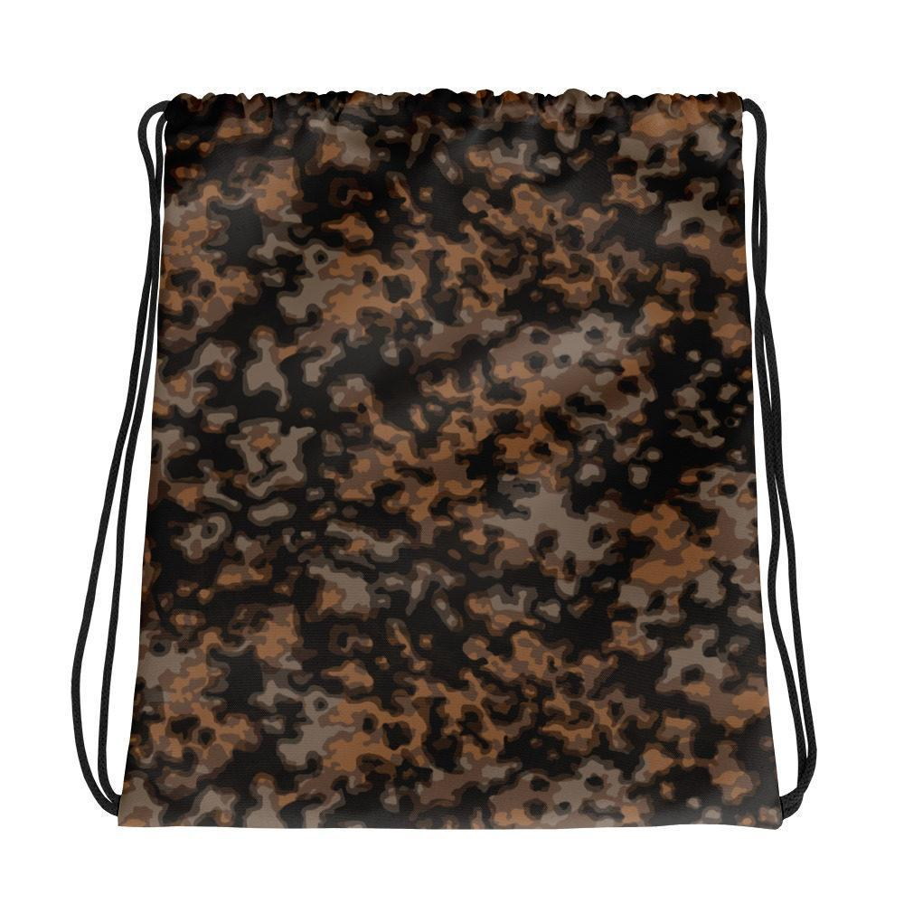 WWII Germany Rauchtarn fall Camouflage Drawstring bag