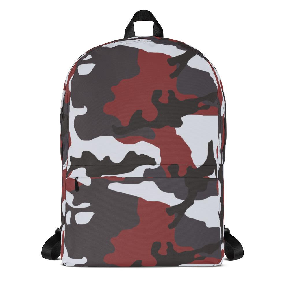 ERDL Red Camouflage Backpack