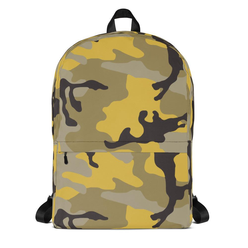 ERDL Yellow Stinger Camouflage Backpack
