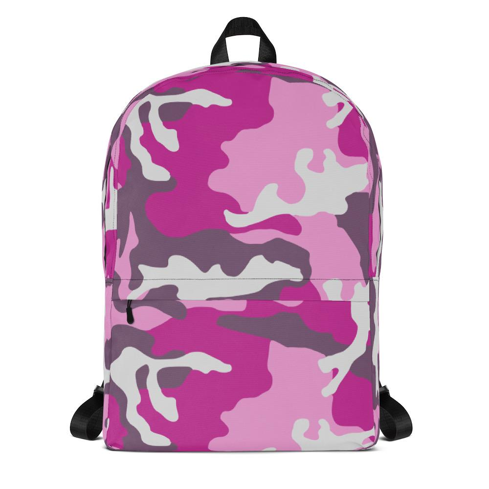 ERDL Pink Camouflage Backpack