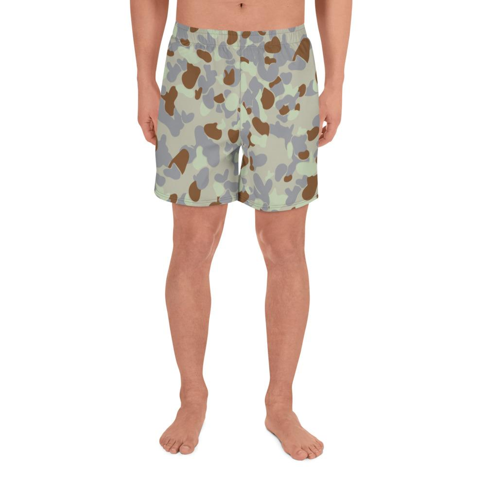 Australian AUSCAM Desert MKII Camouflage Men's Athletic Long Shorts