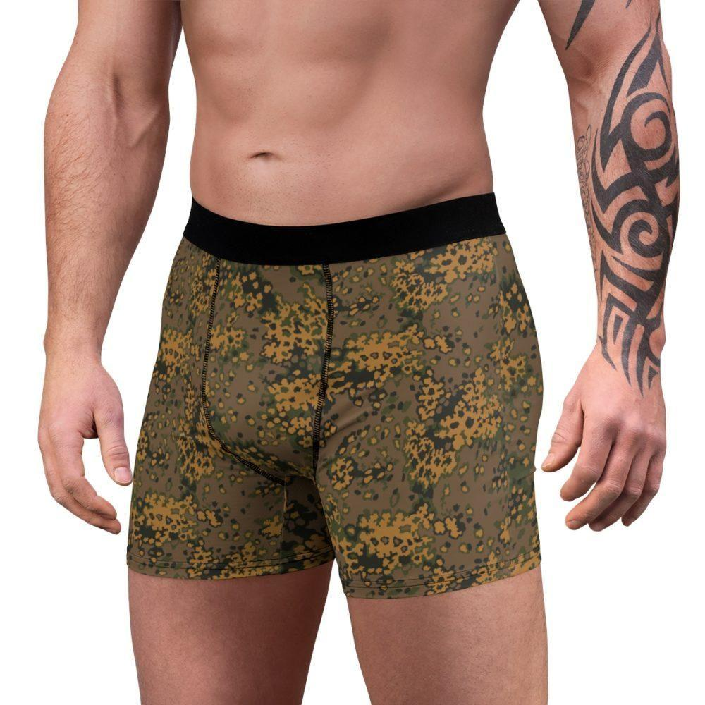 Eichenlaub Fall camouflage Men's Boxer Briefs