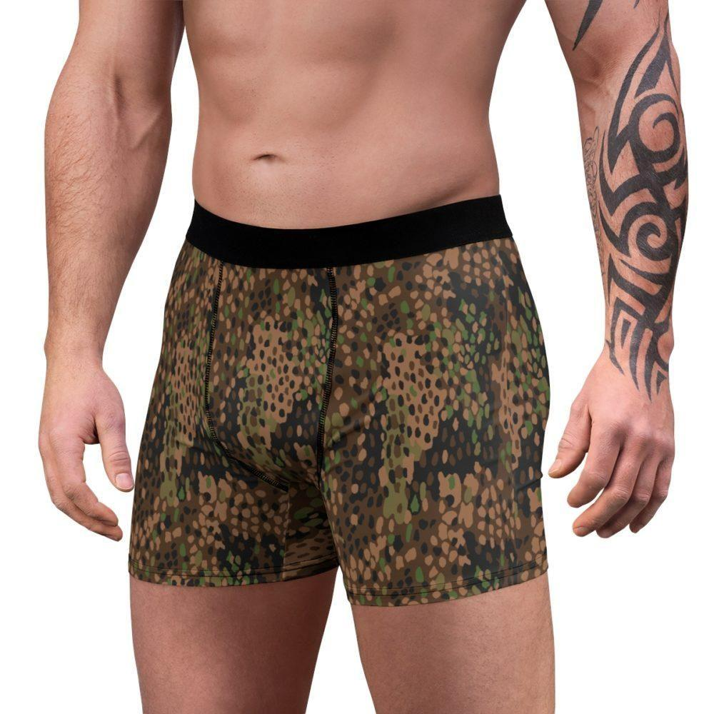 Pea Dot 44 Camouflage Men's Boxer Briefs