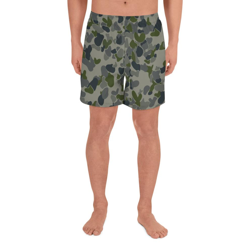 Australian AUSCAM DPNU Camouflage Men's Athletic Long Shorts