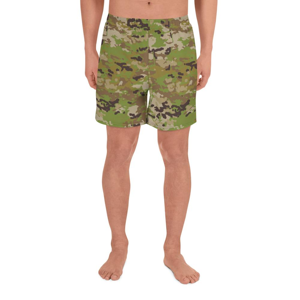 Australian AUSCAM AMC Camouflage Men's Athletic Long Shorts