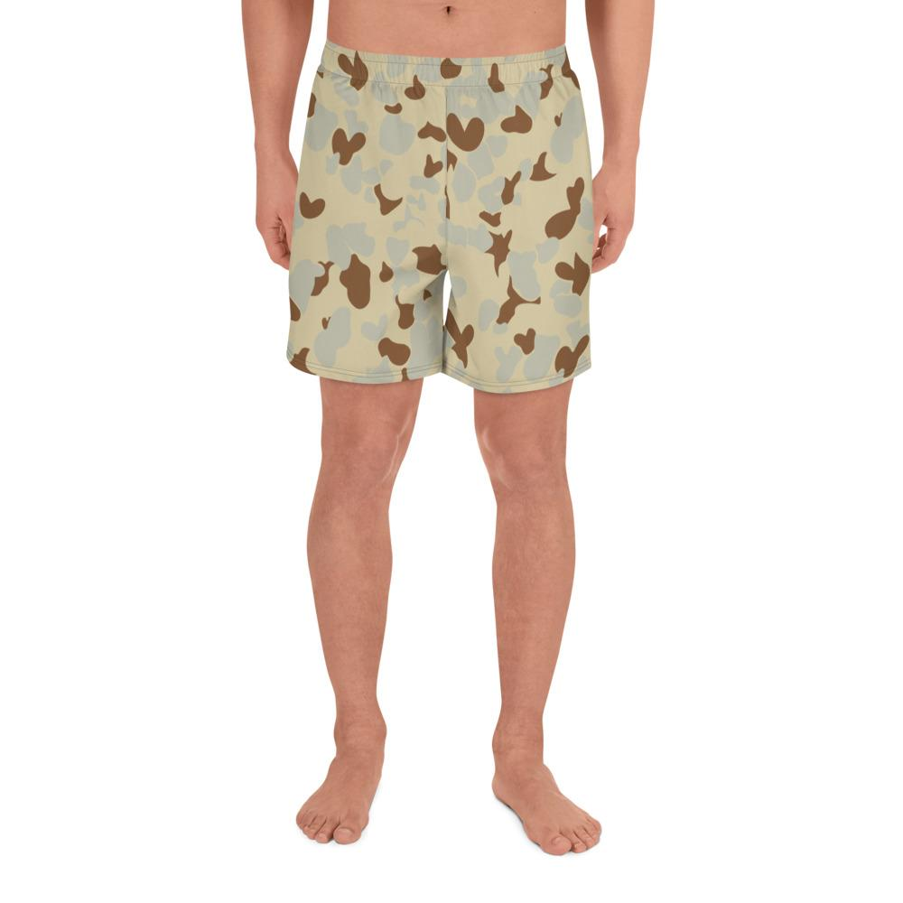 Australian AUSCAM MKI Camouflage Men's Athletic Long Shorts