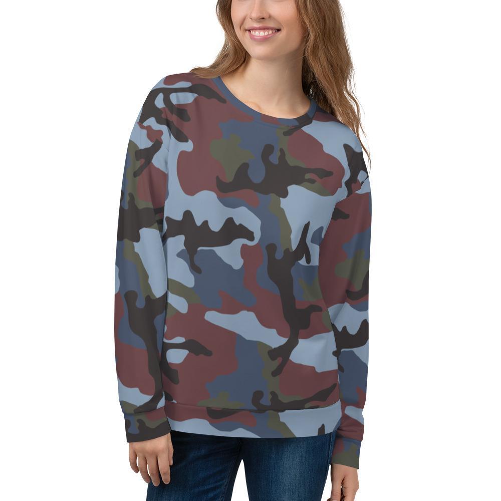ERDL Streetfighter Camouflage Unisex Sweatshirt