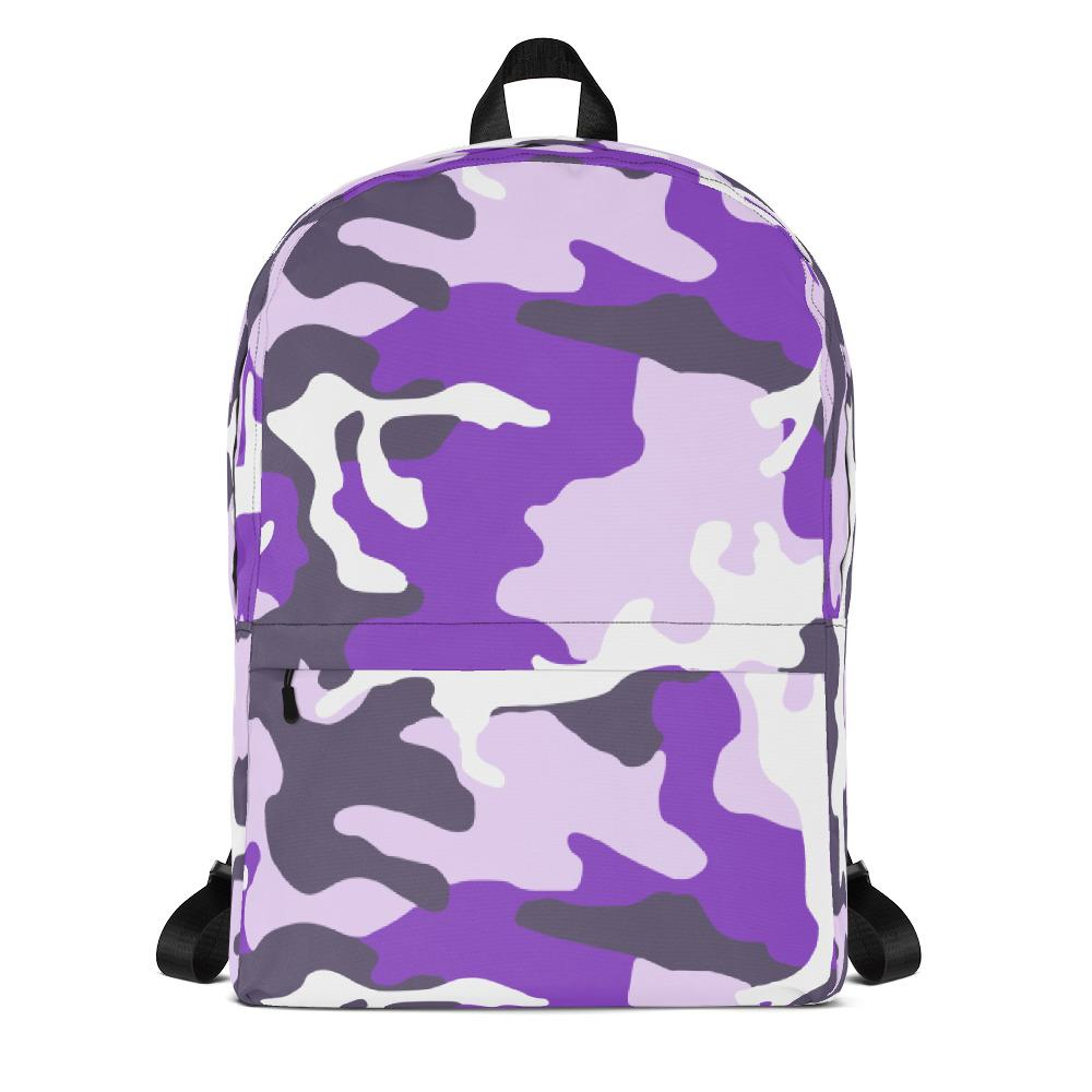 ERDL Ultraviolet Camouflage Backpack