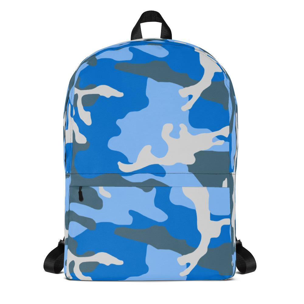 ERDL Blue Sky Camouflage Backpack