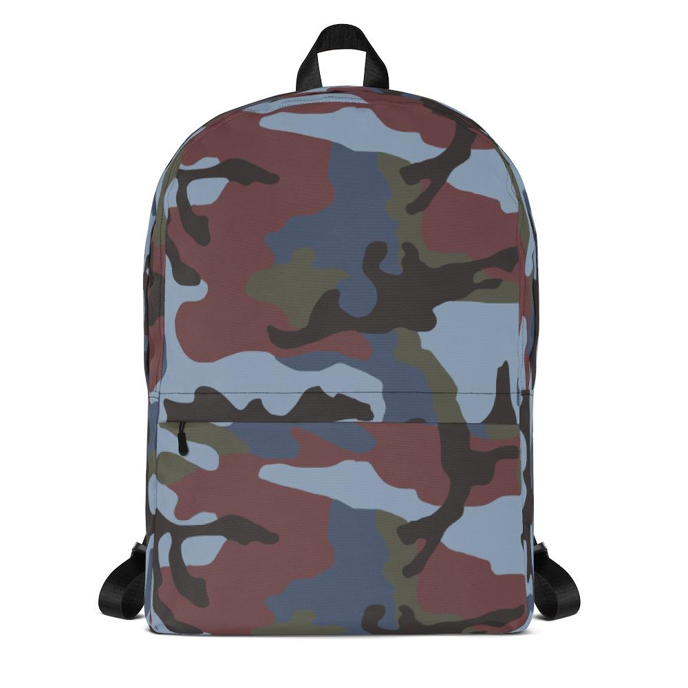 ERDL Streetfighter Camouflage Backpack