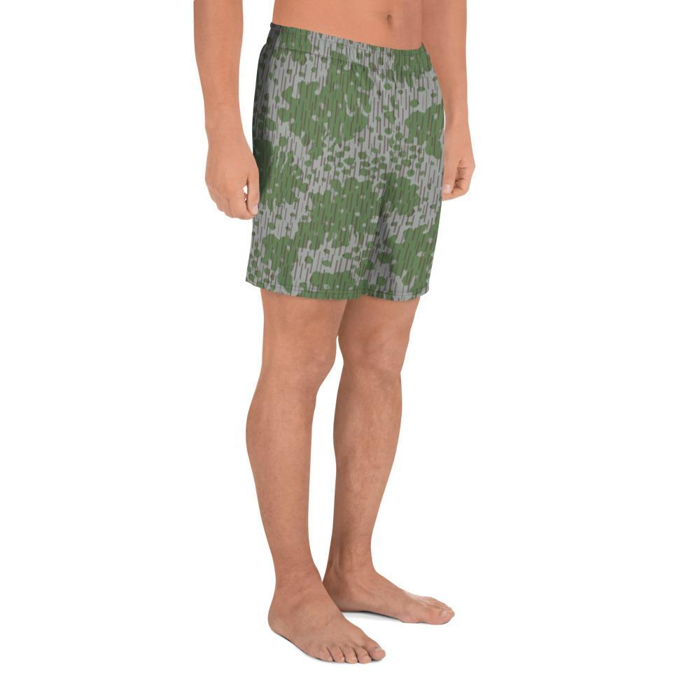 Bulgarian Frogskin 68 Men's Athletic Long Shorts