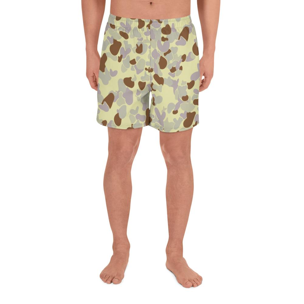 Australian AUSCAM Desert MKIII Camouflage Men's Athletic Long Shorts