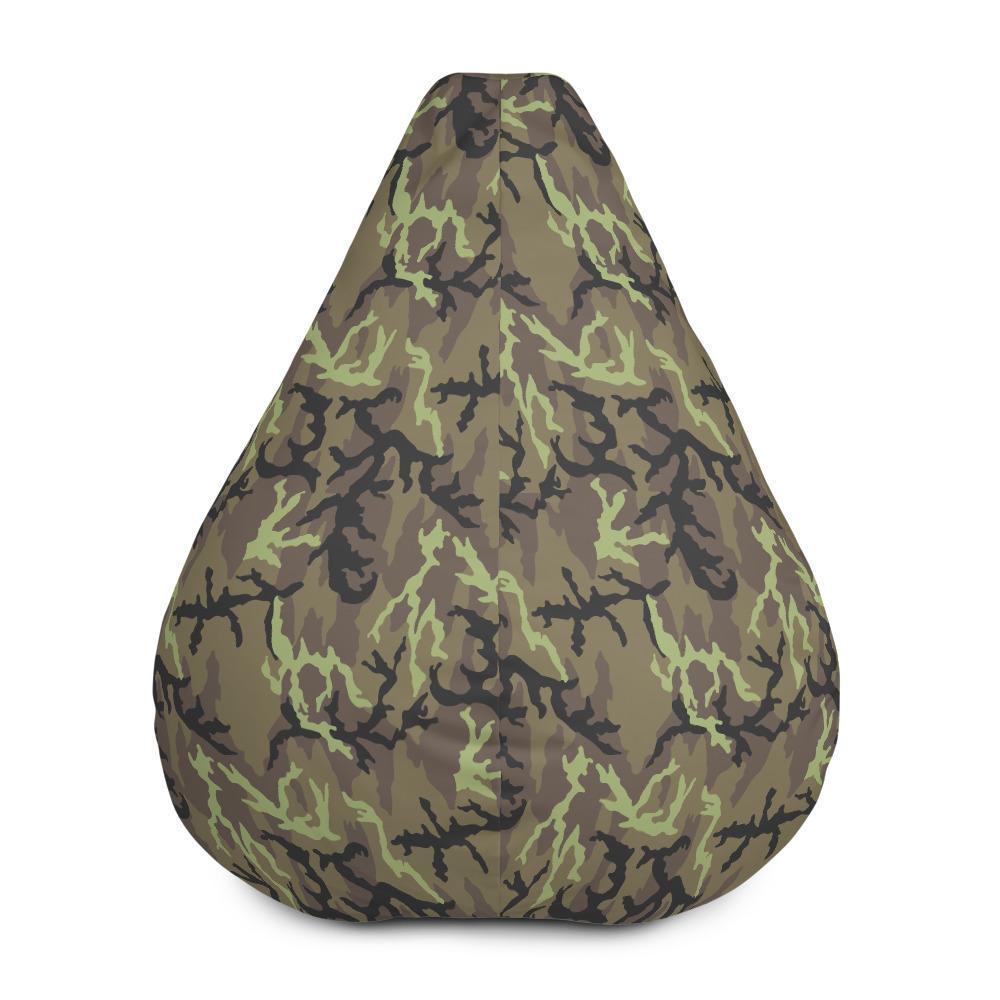 Czech Vz 95 woods Camouflage Bean Bag Chair w/ filling
