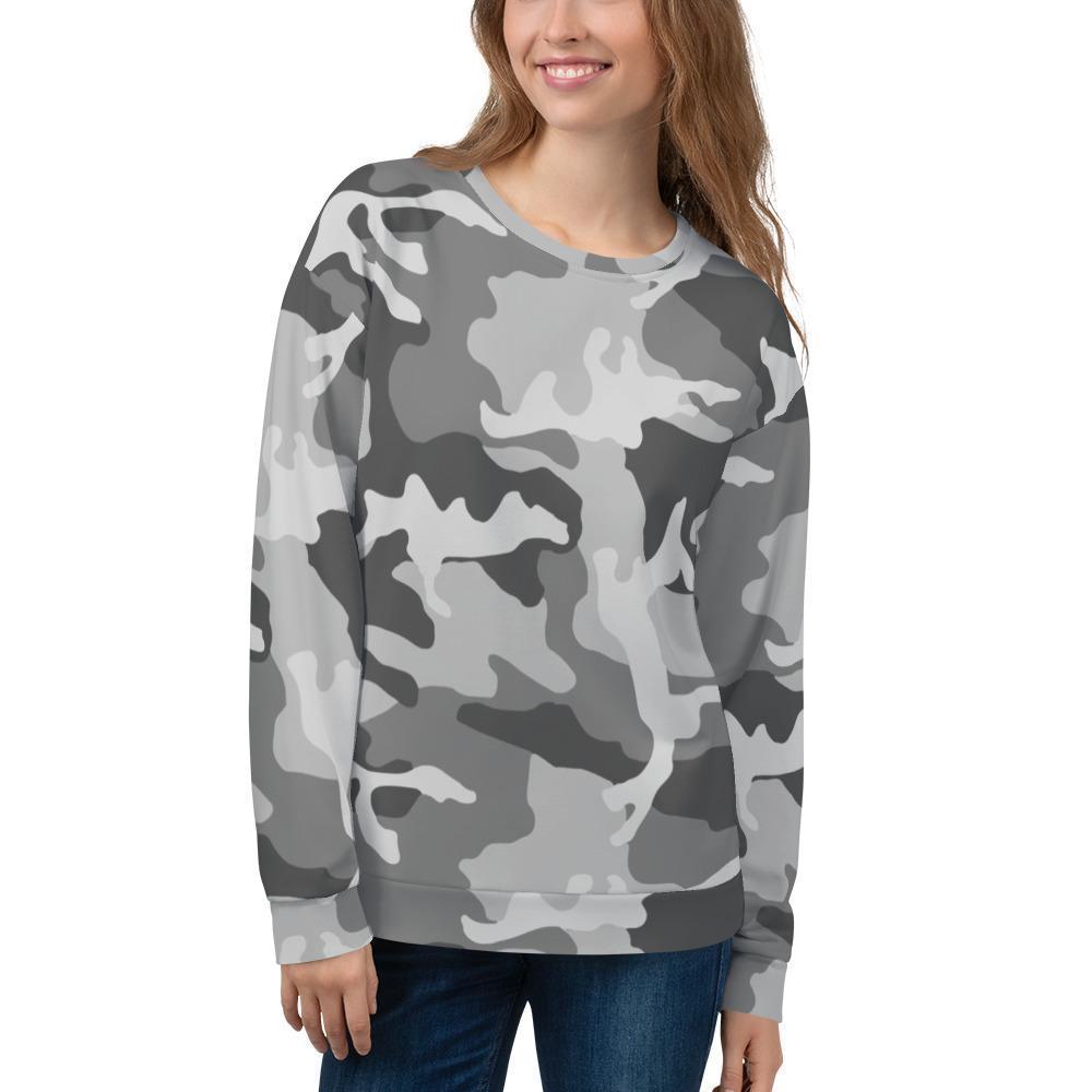 ERDL Urban Camouflage Unisex Sweatshirt