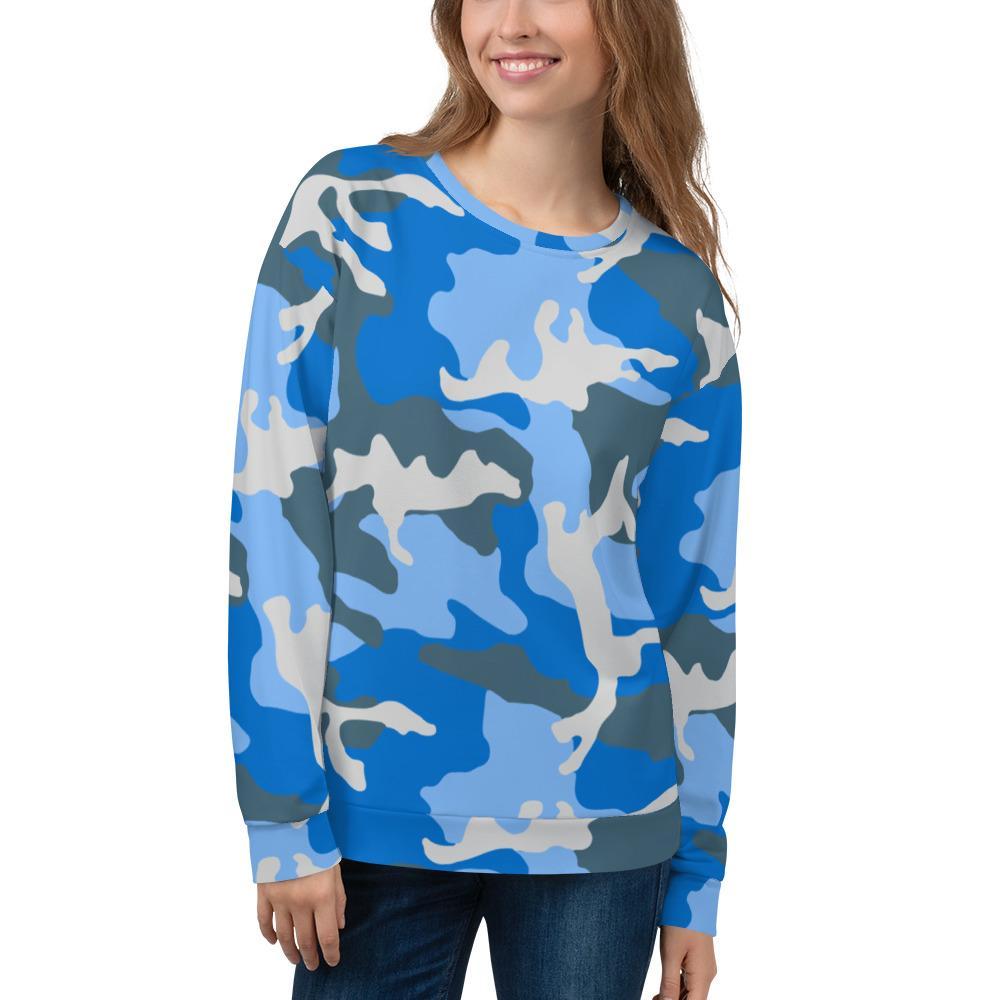ERDL Blue Sky Camouflage Unisex Sweatshirt
