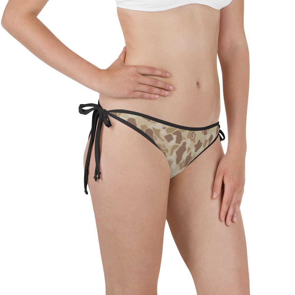 US WWII Duck Hunter Autumn / Summer Reversible Camouflage Bikini Bottom