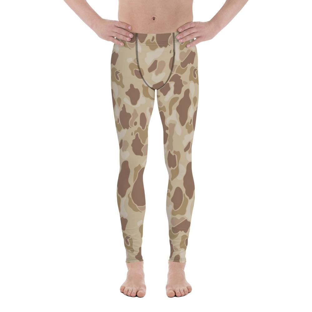 US WWII Duck Hunter Autumn Camouflage Men's Leggings