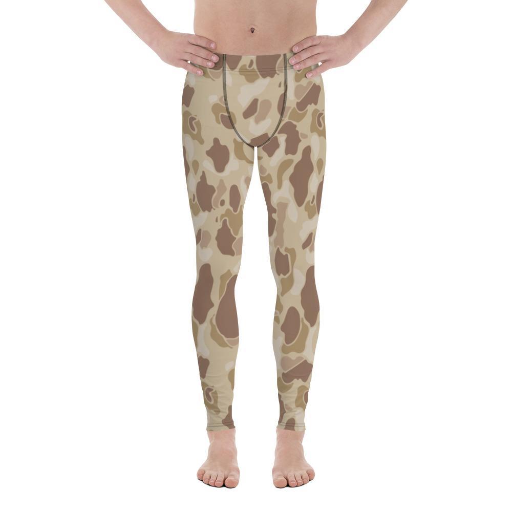 US WWII Duck Hunter Autumn Camouflage Men's Leggings