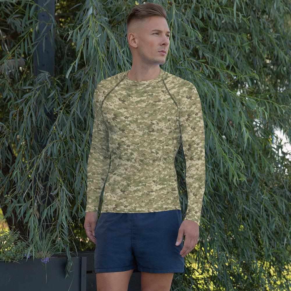 US AOR Universal Men's Rash Guard