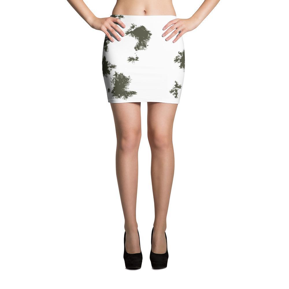 German Schneetarn Mini Skirt