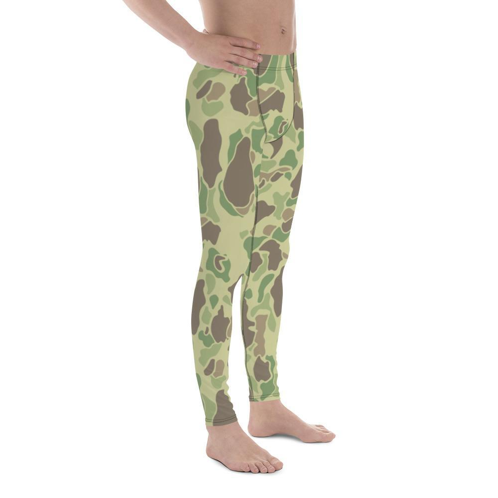 US WWII Duck Hunter summer Camouflage Men's Leggings