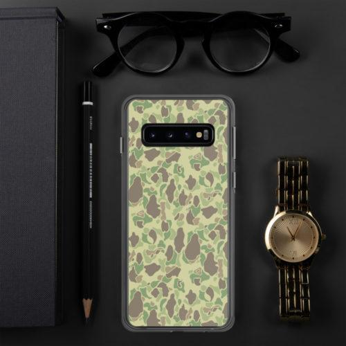US WWII Duck Hunter Summer Camouflage Samsung Cases