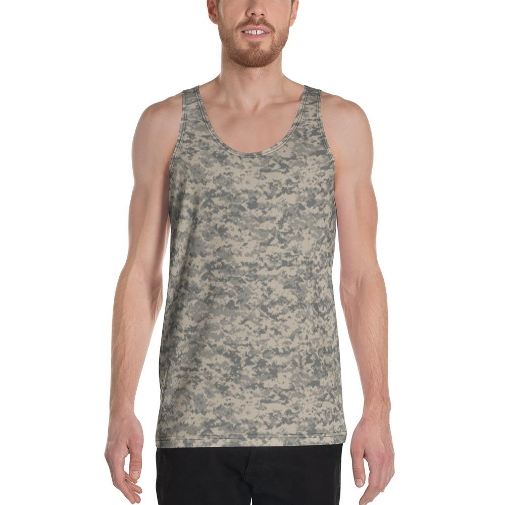 US UCP camouflage Men's Tank Top