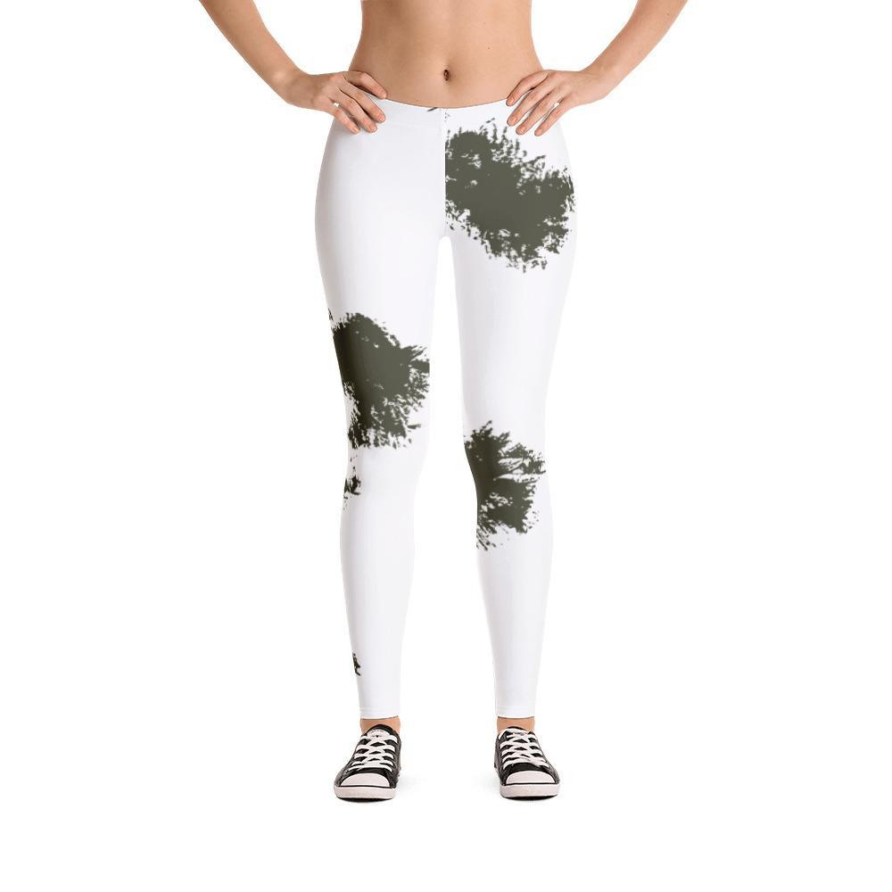 German Schneetarn Leggings