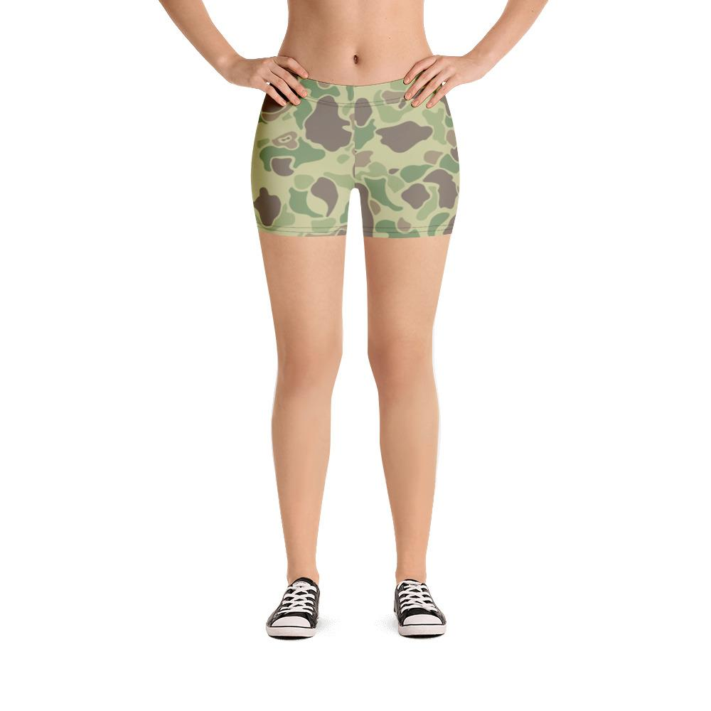 US WWII Duck Hunter Summer Camouflage Shorts