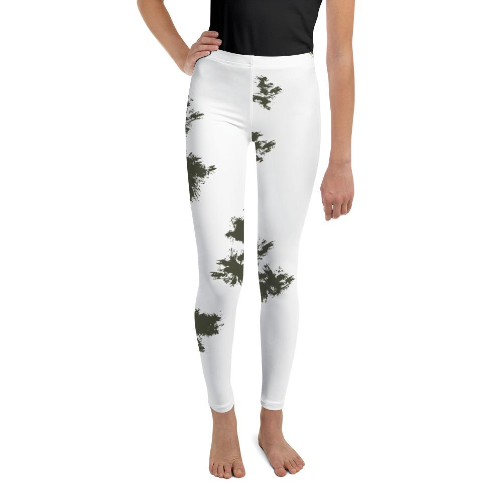 German Schneetarn Youth Leggings