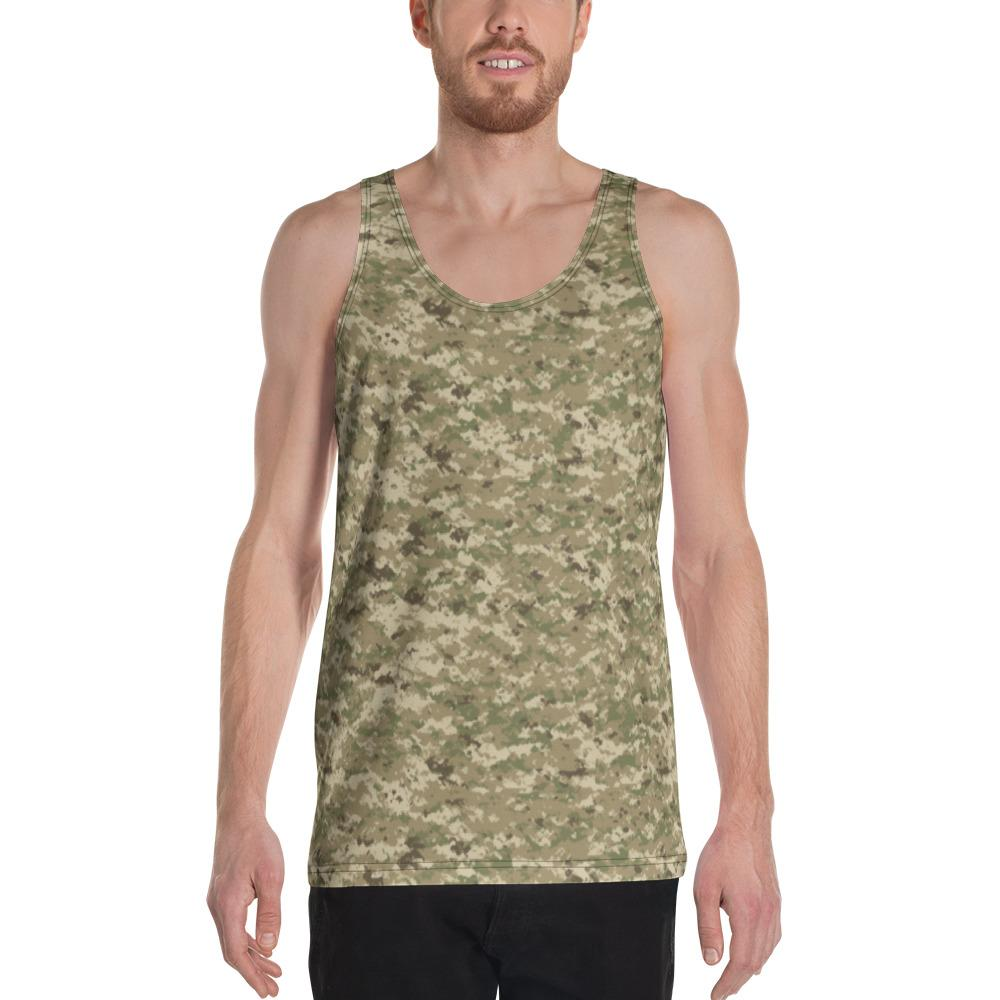 US AOR Universal Camouflage Men's Tank Top