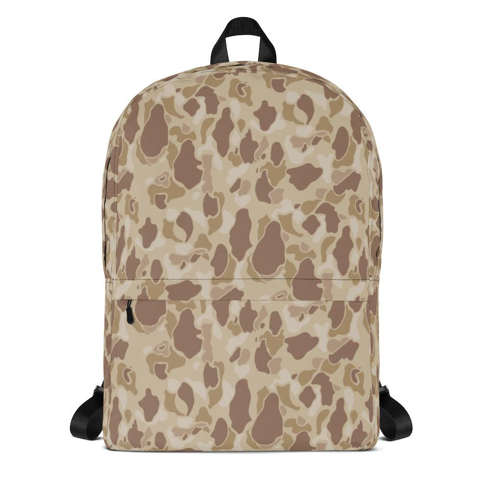 US WWII Duck Hunter Autumn Camouflage Backpack