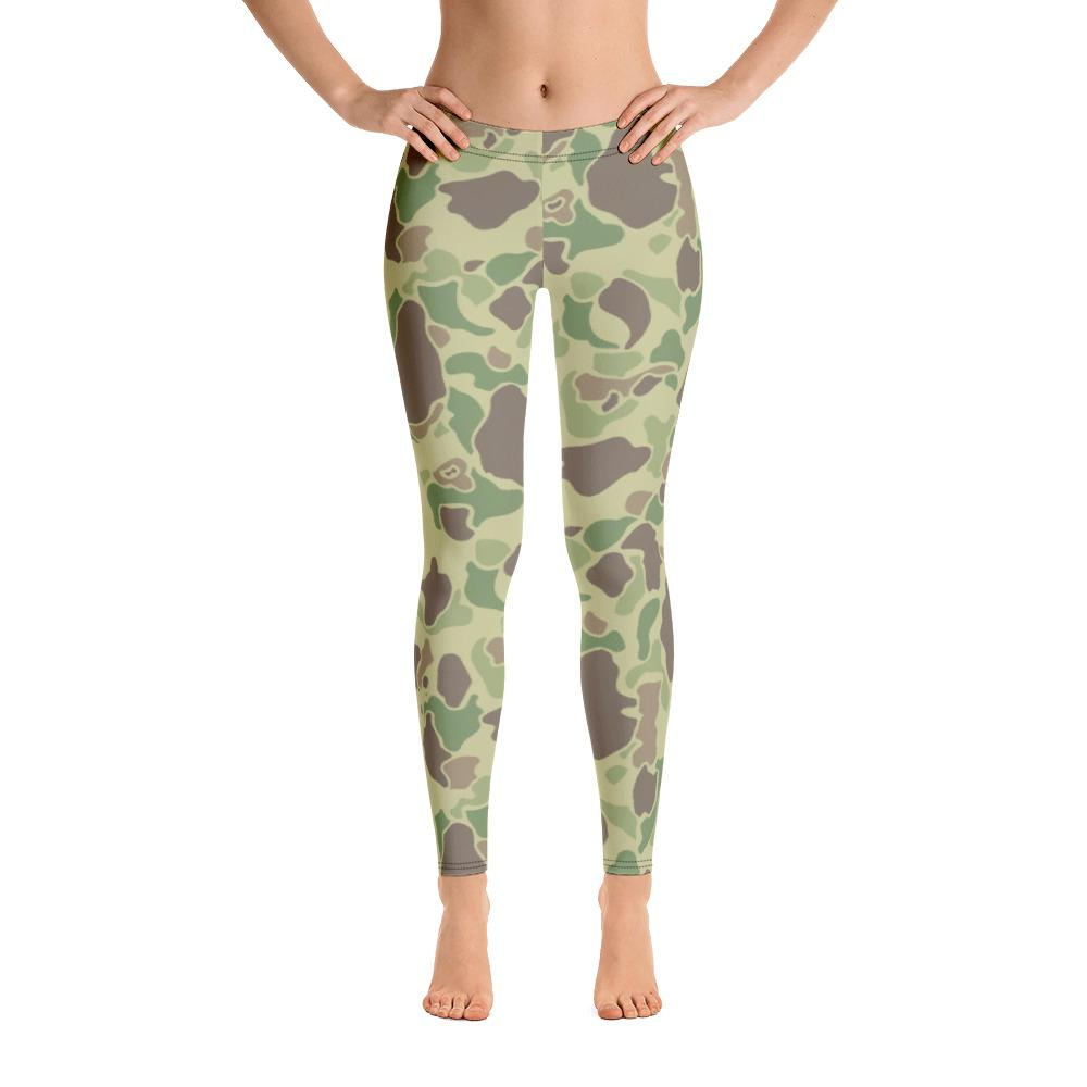 US WWII Duck Hunter summer Camouflage Leggings