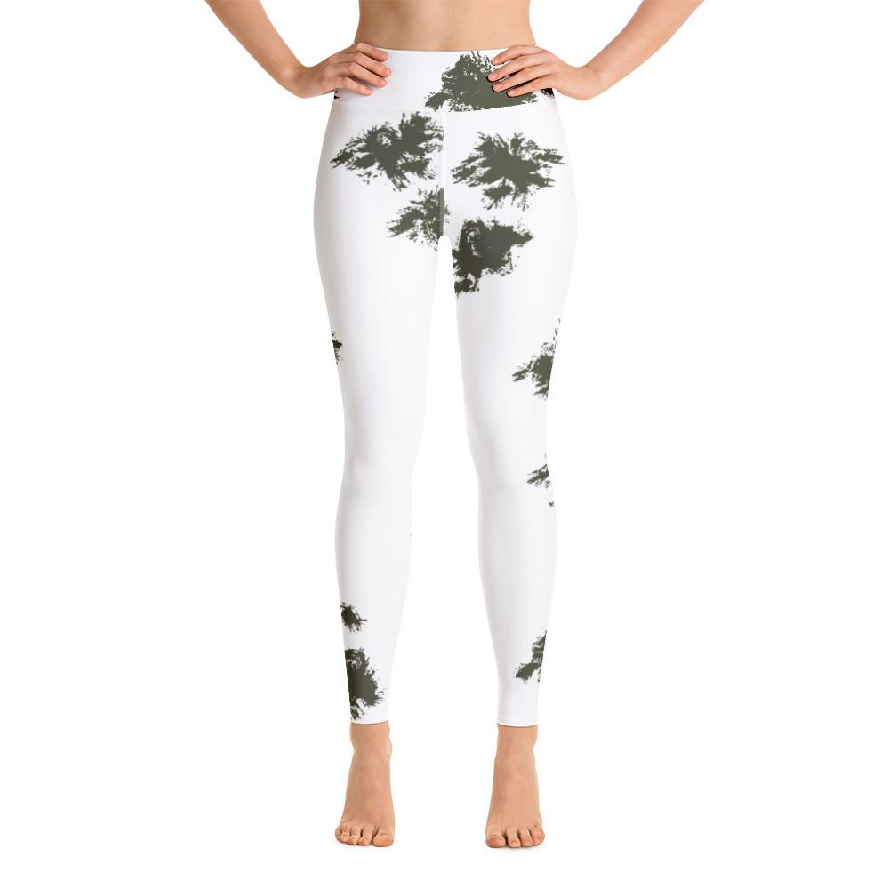 German Schneetarn Yoga Leggings