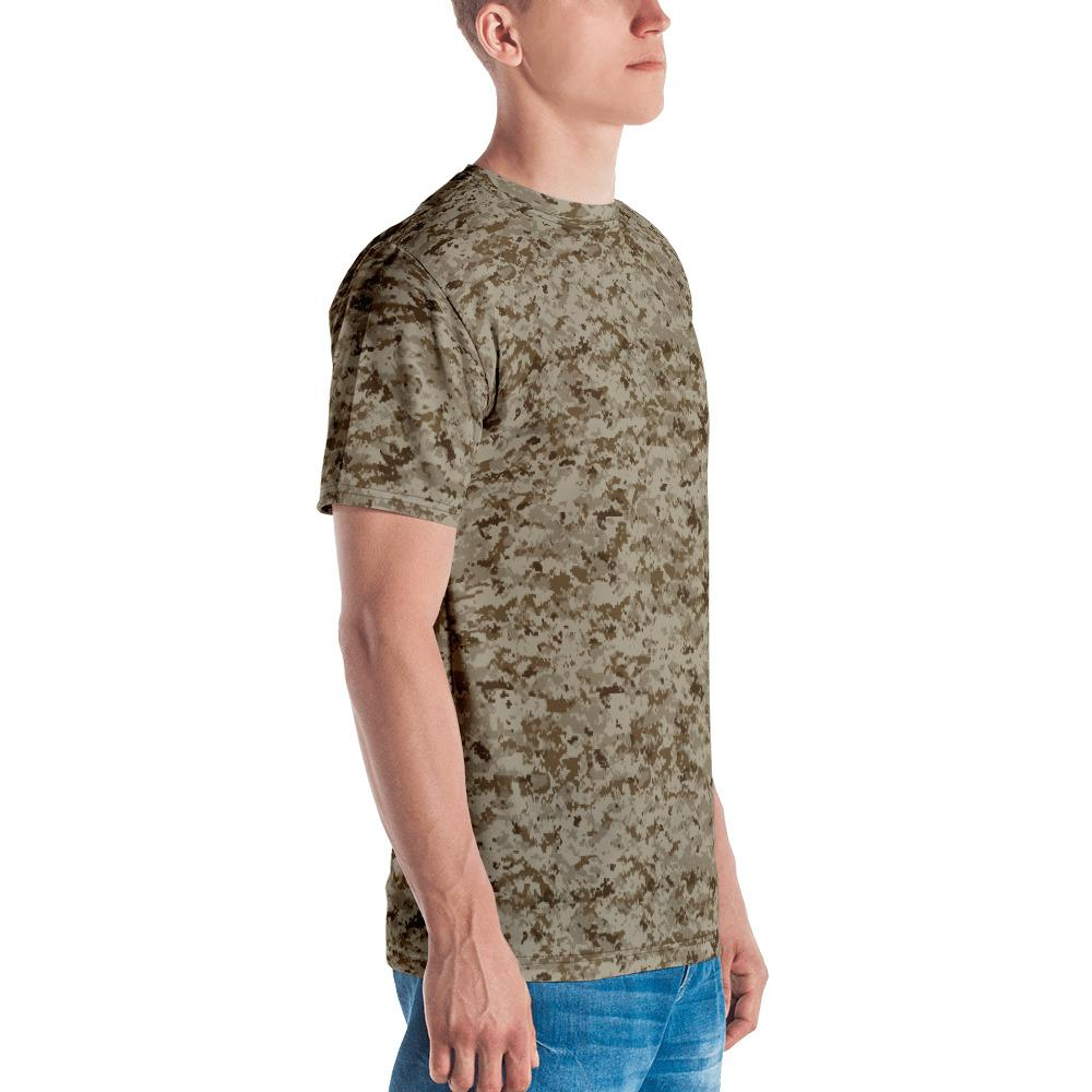 AOR 1 Camouflage Men's Crew Neck T-Shirt