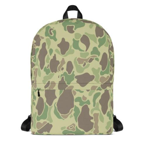 US WWII Duck Hunter Summer Camouflage Backpack
