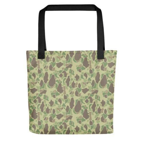 US WWII Duck Hunter Summer Camouflage Tote