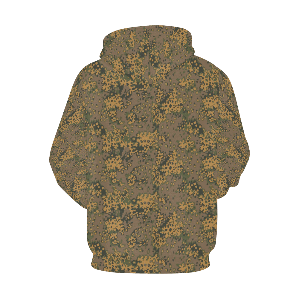 Eichenlaub fall camouflage Hoodie for Men