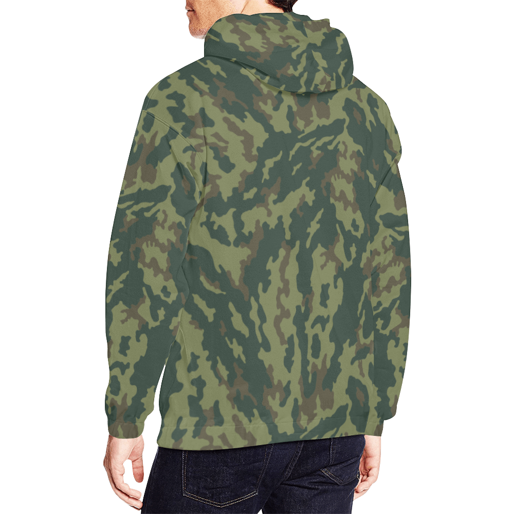 Russian VSR 3TsV Mountain Dubok Camouflage Hoodie for Men
