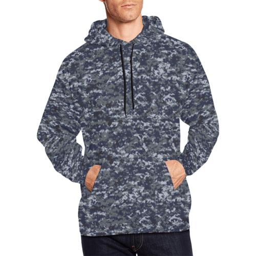 US NAVY NWUPAT camouflage Hoodie