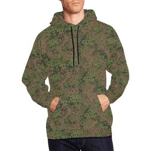 Eichenlaub summer camouflage Hoodie