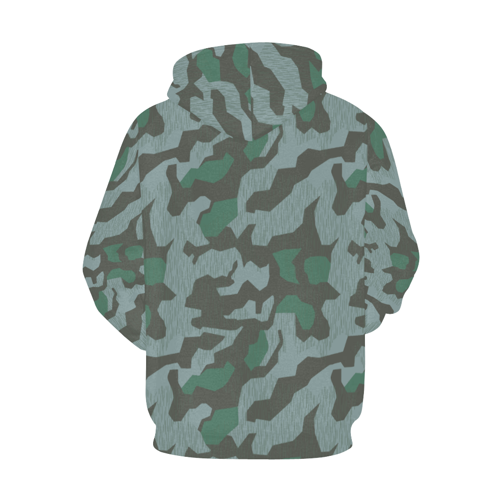 Luftwaffe Splittermuster 41 camouflage Hoodie for Men