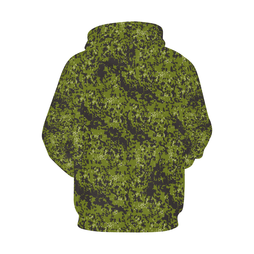 Danish M84 camouflage Hoodie for Men