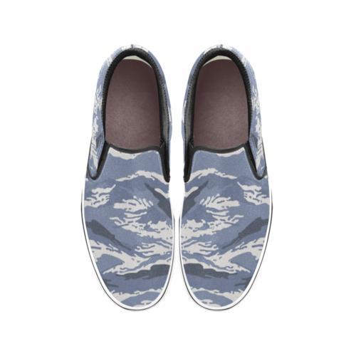 Russian Police kamush Men's Classic Slip-On Sneakers .